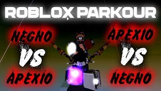 Roblox Parkour: Is This Guy Better Than Me?