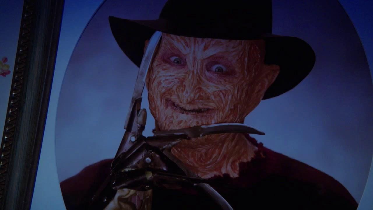 Goldbergs Halloween Special 2020 Robert Englund as Freddy Krueger in Halloween episode 'The