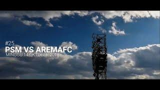 REDGANKPSM | MATCH DAY | PSM MAKASSAR VS AREMA FC | LIGA 1 GOJEK
