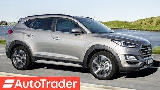 Say hello to the... 2019 Hyundai Tucson
