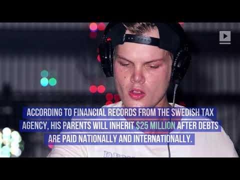 Avicii's parents will inherit his multimillion dollar empire Mp3