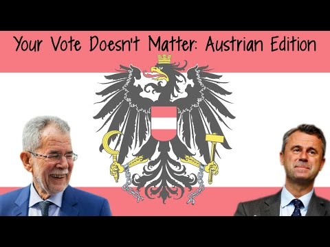 Your Vote Doesn't Matter: Austrian Edition