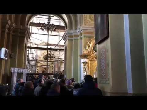 Волинь Post: «Многії літа» у луцькому соборі | ВолиньPost
