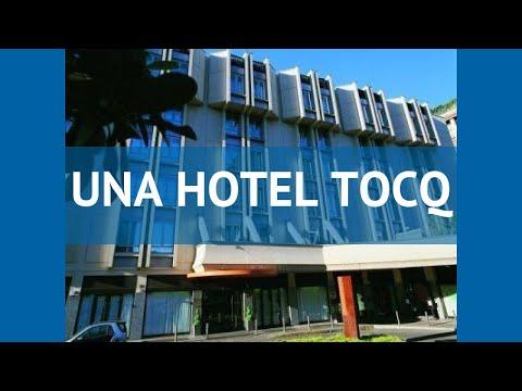 UNA HOTEL TOCQ 4* Италия Милан обзор – отель УНА ХОТЕЛ ТОКК 4* Милан видео обзор