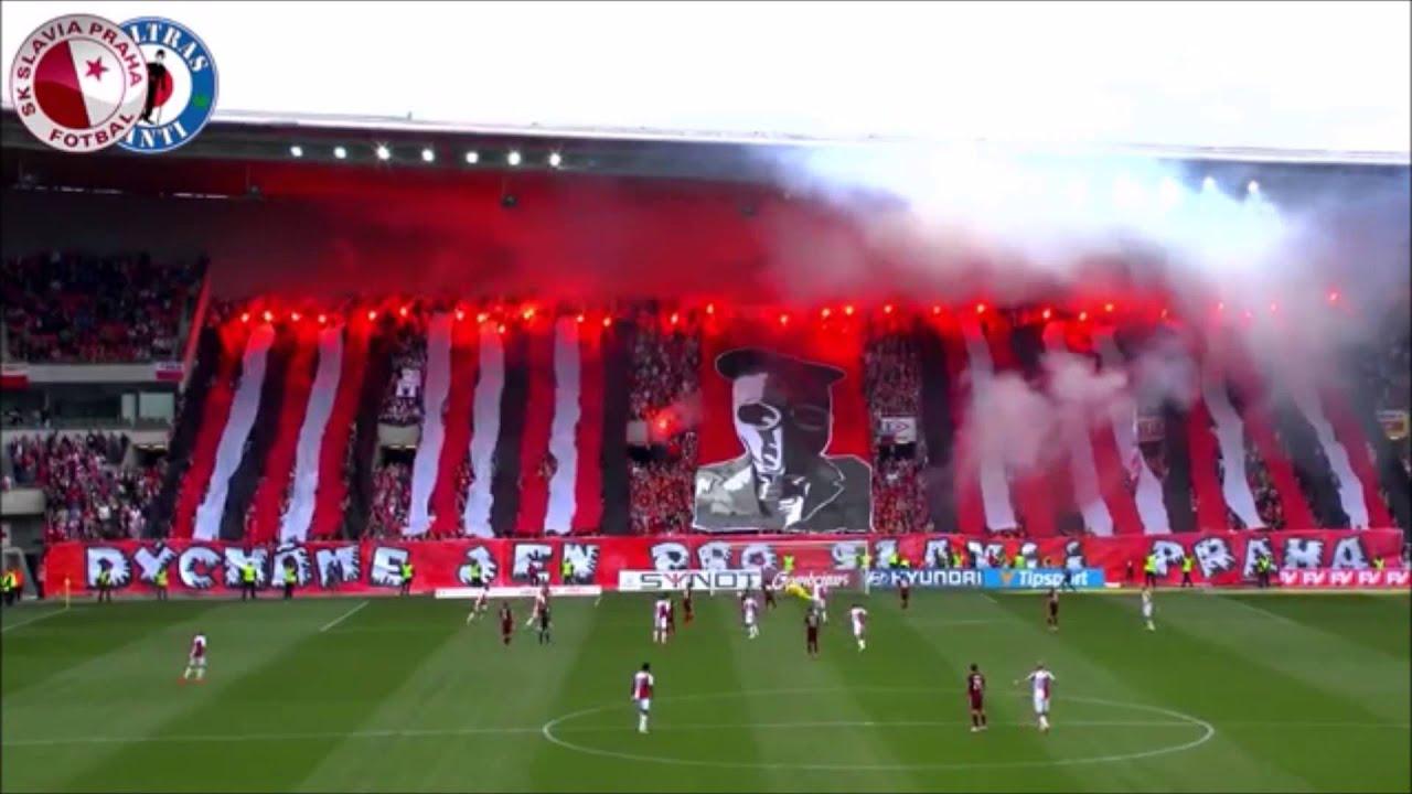 Sk Slavia Image: Best Czech Supporters