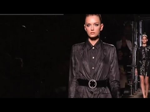 LANVIN Fashion Show Spring Summer Paris 2007 by Fashion Channel
