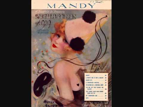 Van and Schenck - Mandy (1919)