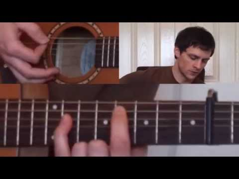 How To Play The Fear By Ben Howard (Guitar Lesson / Tutorial) Part 2