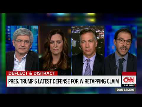 ZERO EVIDENCE to vindicate Trump's claims of wiretaping