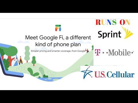 Google Fi Review & Google Fi Phones Reviewed No Contract