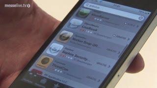 CeBIT 2012: Sicherheitslösungen für Apps und Internet