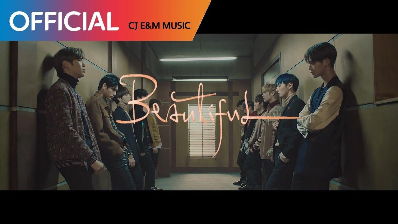 Wanna One (워너원) - 'Beautiful' M/V (Performance ver.) Image Teaser