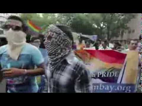 Indian LGBT community holds its first Pride March in Gujarat