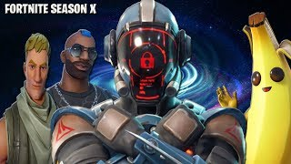 Fortnite Season X How To Get Ready For TIME TRAVEL! Fortnite Season 10 Time Travel