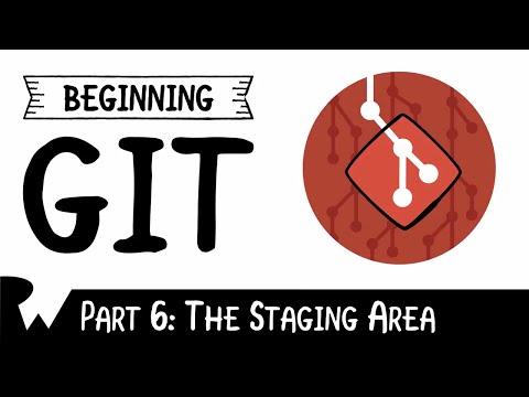 Staging Area - Beginning Git - raywenderlich.com