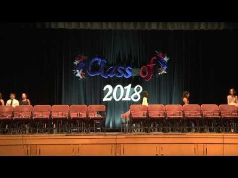 2018 Huber Street and Clarendon School Graduation