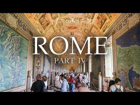 VATICAN CITY | Rome Travel Vlog Part IV