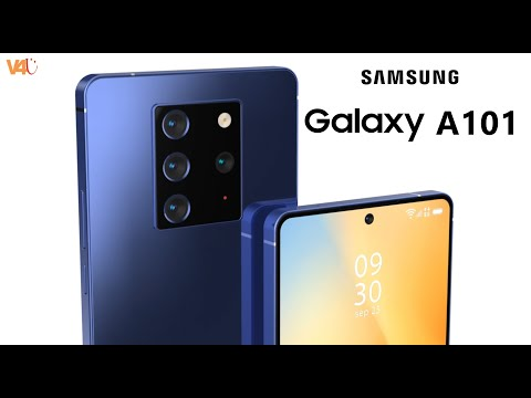 Samsung A101 -8000mAh Battery, Price, 5G, Release Date, Camera, Specs, Features, Launch Date,Trailer