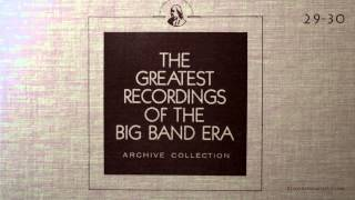 BLACK BOTTOM -  - Bunny Berigan - 07 - The Greatest Recordings of the Big Band Era 29