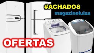 OFERTAS GELADEIRA MÁQUINA DE L…