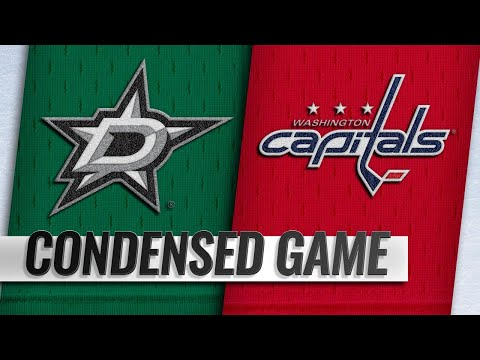 11/03/18 Condensed Game: Stars @ Capitals