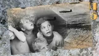 """Лора Тасси """"Дети войны"""" исполняют Глеб и Виктория Абрамовы"""