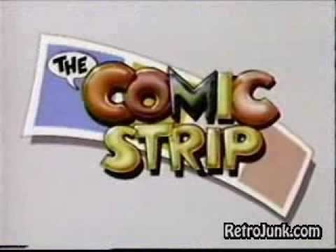 COMIC STRIP INTRO