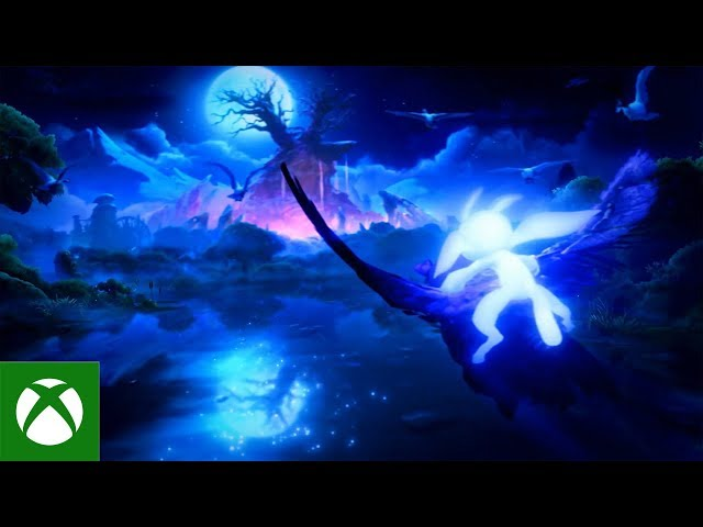 Ori and the Will of the Wisps - TGA 2019 - Gameplay Trailer