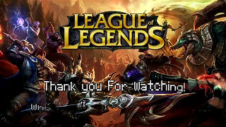 League Of Legends All Female Character Death Sound (Japanese V…