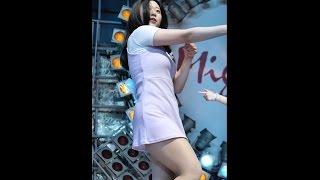 170415 댄스팀 해피니스 (초롱, Happiness) - 푱푱 (라붐) @ 동대문 밀리오레 직캠 By SSoLEE