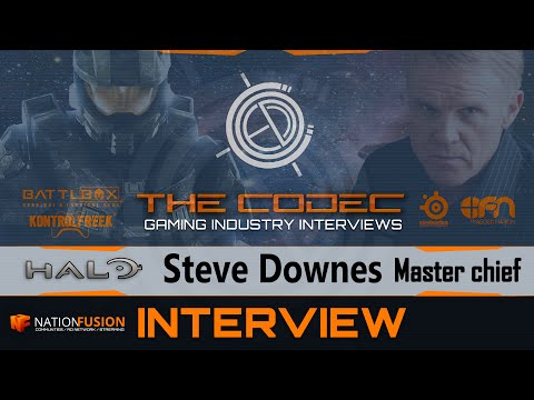 The Codec Episode 21 Interview with Steve Downes from Halo 5
