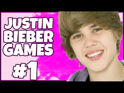 [April Fools] BABY, BABY BABY OH! | Justin Bieber Flash Games - Part 1