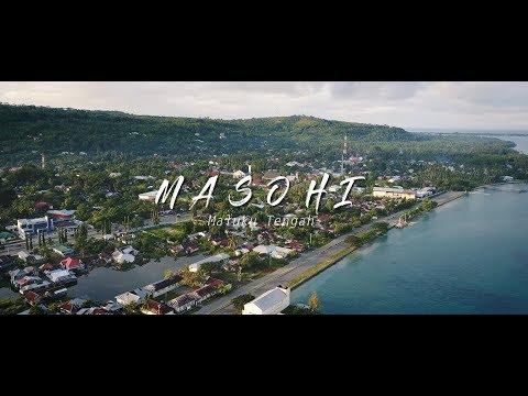 Masohi, Maluku Tengah (Aerial)