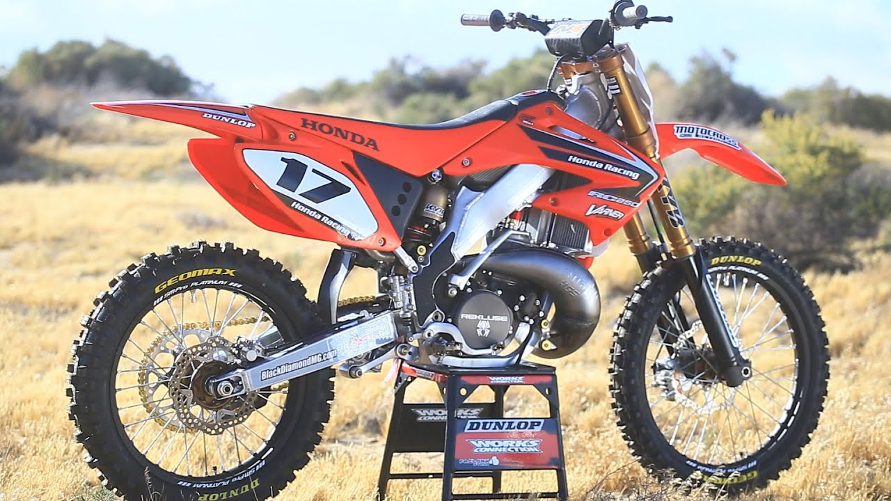 small resolution of ultimate 2003 honda cr250 2 stroke build motocross action magazine