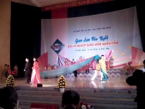 Hòa Bình - Âm vang sông đà- Phòng GD%ĐT Cao Phong