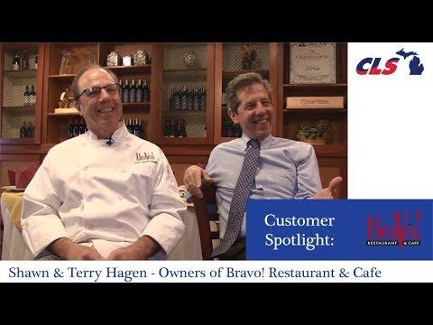 CLS Customer Spotlight: Bravo! Restaurant & Cafe