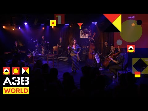 Natacha Atlas  - Hayati Inta // Live 2013 // A38 World