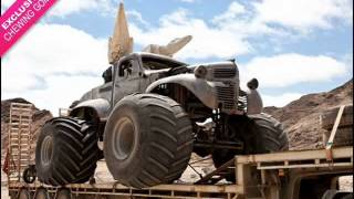 Mad Max 4 Fury Road Vehicles Part 2  Interceptor - Ripsaw - Gigahorse Thumb