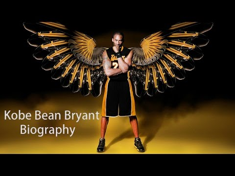 Kobe Bean Bryant Biography and History
