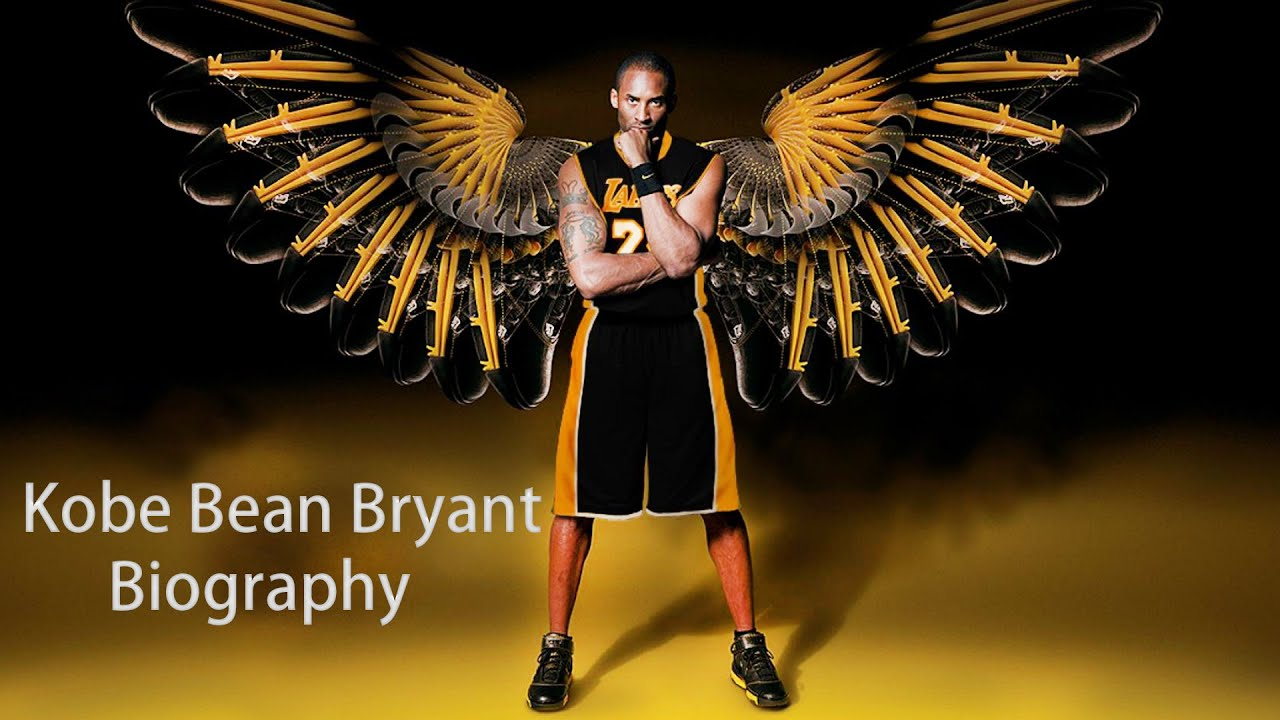Kobe bean bryant biography