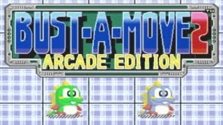 CGR Undertow - BUST-A-MOVE 2 ARCADE EDITION review for Sega Saturn