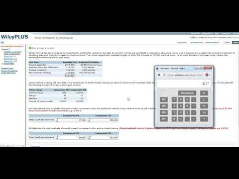 Wiley Plus Homework 7-9 GSU Accounting 2102
