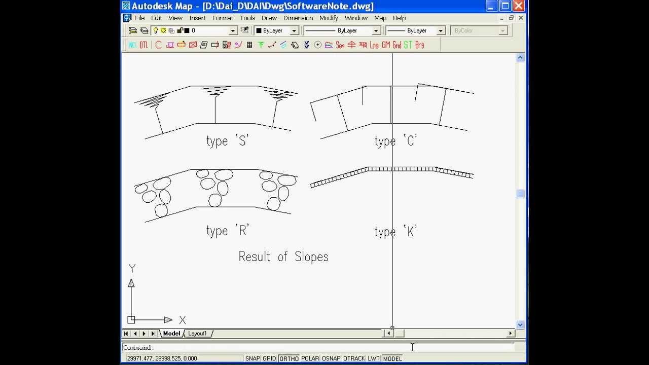 Landscape Design Drawing Symbols