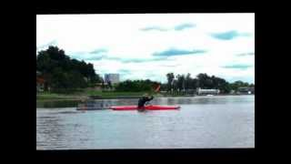 Kayak One sided Triangle
