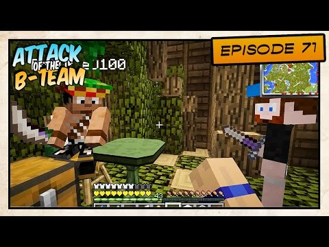 Minecraft - Attack of the B-Team! - Let's Make a Commercial - E71