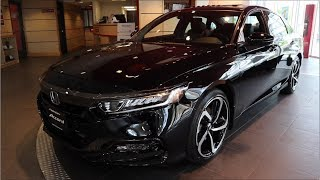 2018 Honda Accord Sport 2.0T In-Depth Tour
