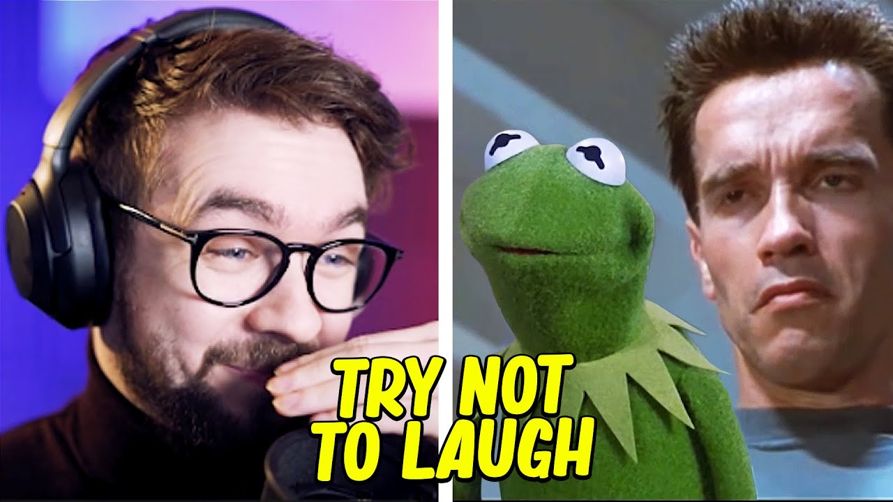 * IMPOSSIBLE * Try Not To Laugh