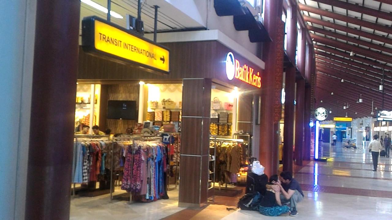 terminal 2f bandara soekarno hatta youtube rh youtube com