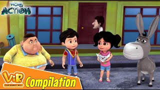Download Mp3 Best Episodes Of Vir The Robot Boy | Cartoon For Kids | Compilation 79 | Wow Kid