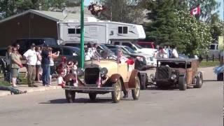 20110701 Hay River #NWT Canada Day & Jet Boat Parade & Flag Rasing